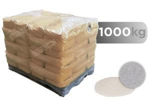 1000 kg Edelkorund Strahlmittel