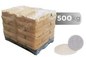 500 kg Edelkorund Strahlmittel
