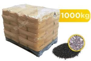 1000 kg Normalkorund Strahlmittel