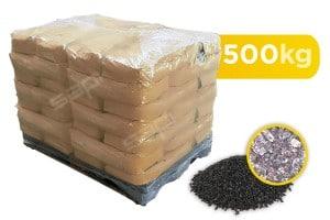 500 kg Normalkorund Strahlmittel