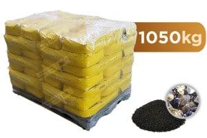 1 Palette (1050 kg) Schlacke