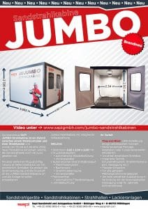 Download our JUMBO catalog